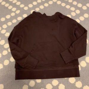 Lululemon maroon sweatshirt
